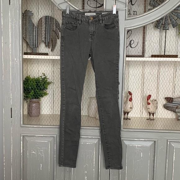Bullhead Denim - Bullhead midrise skinny jeans